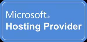 Microsoft Hosting Provider